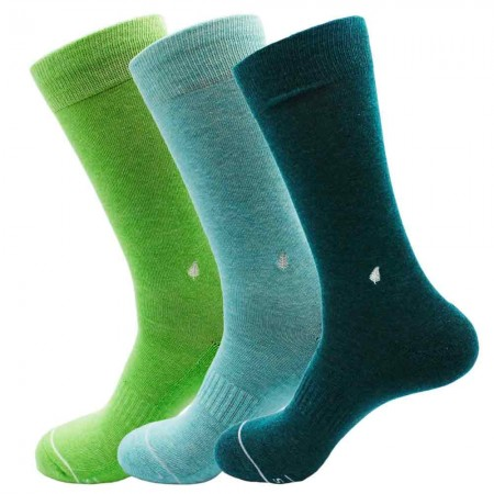 Conscious Step Collection 3pk - Socks That Protect Tropical Rainforests