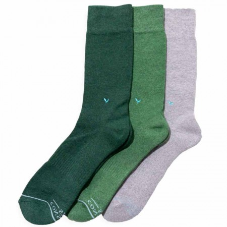 Conscious Step Collection 3pk - Socks That Protect Trees