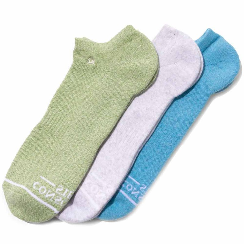 Conscious Step Ankle Collection - Socks That Build Homes