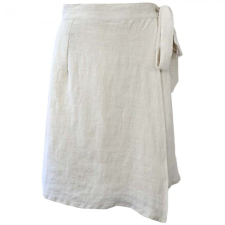 Luna + Sun Galle Skirt - Natural