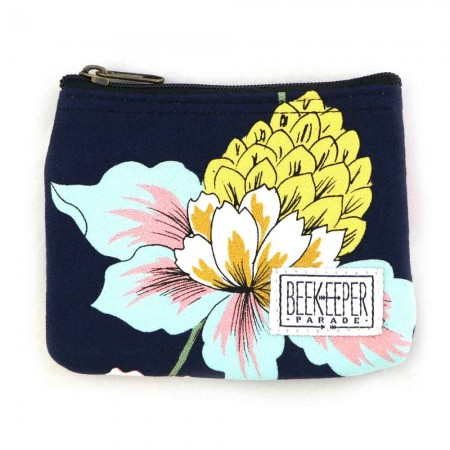 Beekeeper Parade Coin Purse - Wildflower