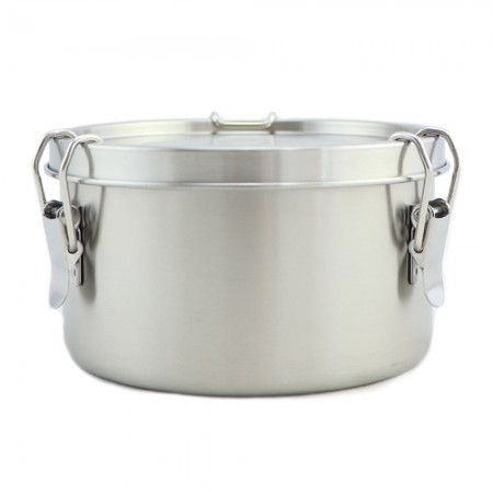 Good to Go Round Leakproof Stainless Steel Container - 780ml 11.8cm D