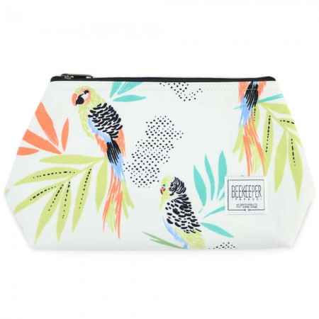 Beekeeper Parade Makeup Bag Large - Free As A Bird