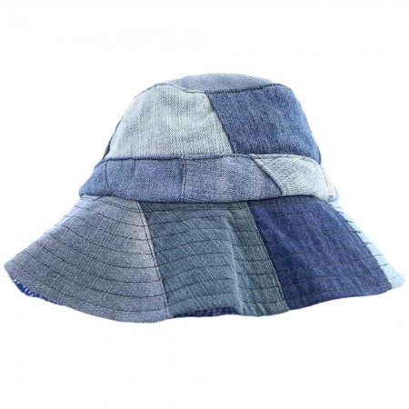 Beekeeper Parade Bucket Hat Large/Adult - Denim Drive