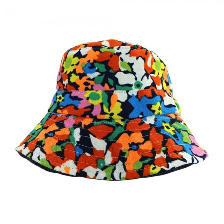 Beekeeper Parade Bucket Hat Small - Monet's Garden