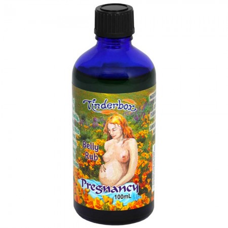 Tinderbox Pregnancy Belly Rub Oil 100ml