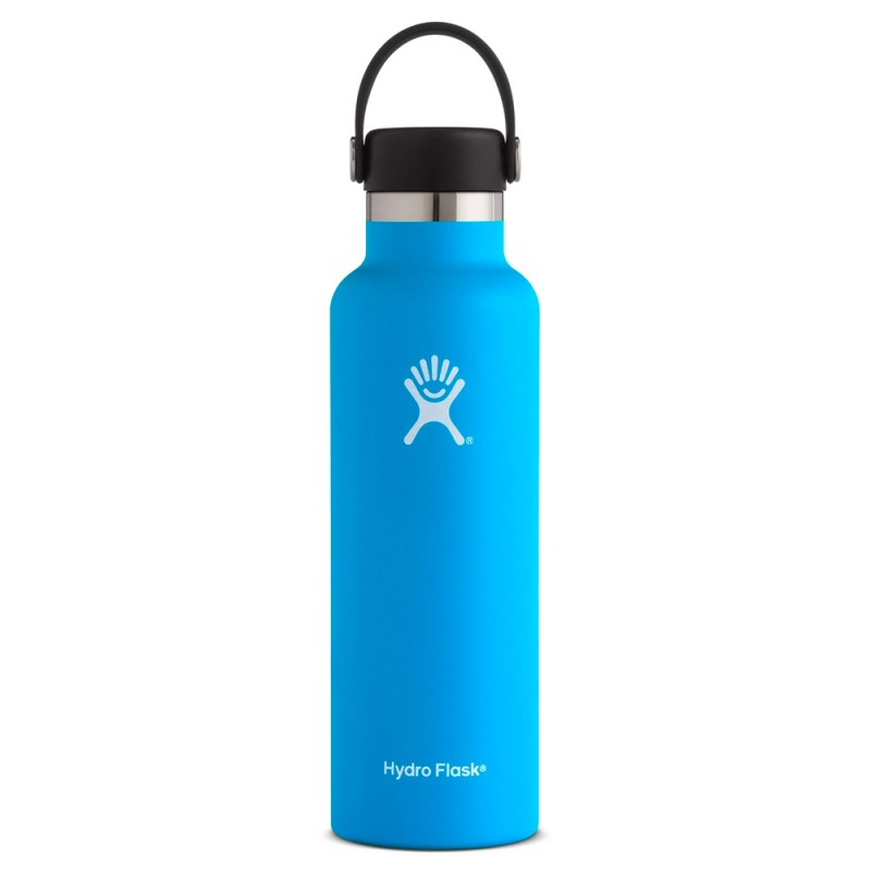 Hydro Flask Bottle Standard Mouth 21oz 621ml - Pacific