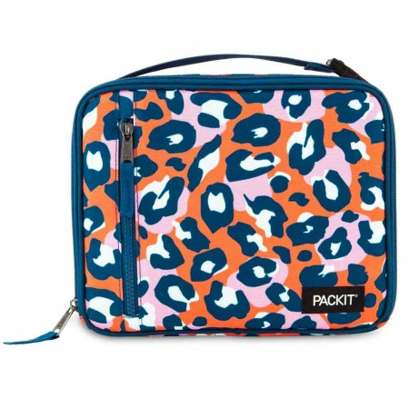 Packit Freezable Classic Lunch Box- Wild Leopard