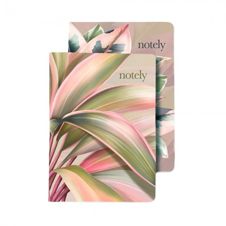 Notely Lined Pocket Notebook A6 - Sara Turner (2pk)