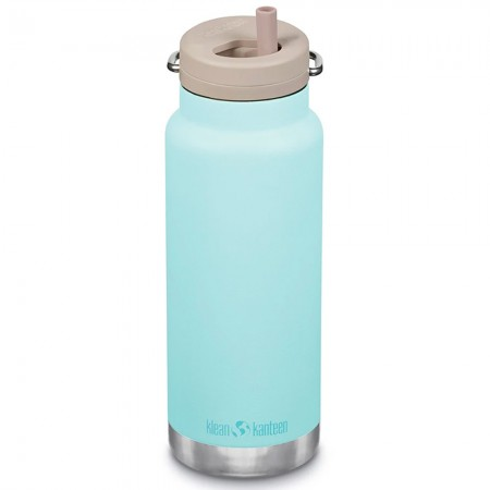 Klean Kanteen TKWide Twist Cap 32oz 946ml - Blue Tint