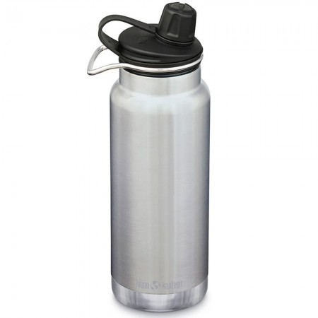 Klean Kanteen TKWide Chug Cap 32oz 946ml - Brushed Stainless