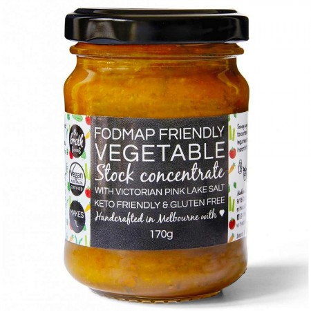 The Broth Sisters Stock Concentrate 170g - Vegetable