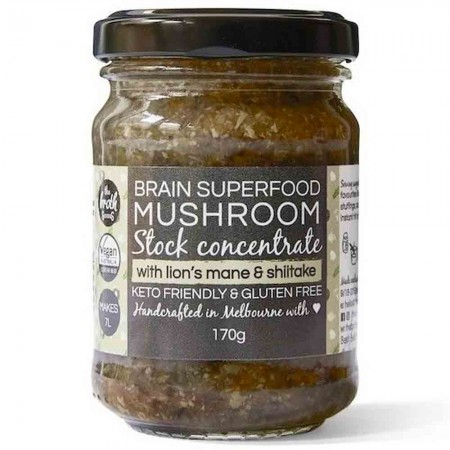 The Broth Sisters Stock Concentrate 170g - Superfood Mushroom