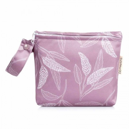 EcoNaps Small Wet Bag - Mauve Native