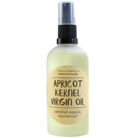 Apricot Kernel Oil in Glass Bottle 90g