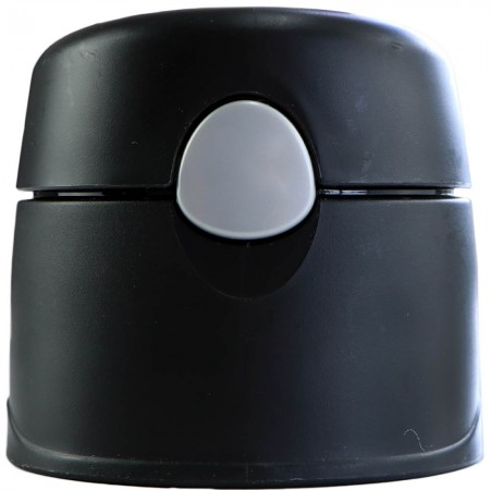 Thermos Replacement Lid - BLACK (regular lid)
