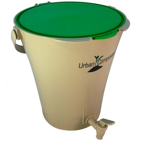 Urban Composter bokashi bucket CITY 7L - lime