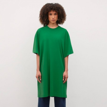Kowtow T-Shirt Dress - Evergreen