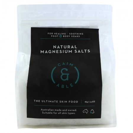 Caim & Able Natural Magnesium Bath Salts 2kg
