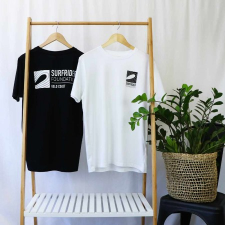 Surfrider Foundation Australia GC Unisex Tee - White