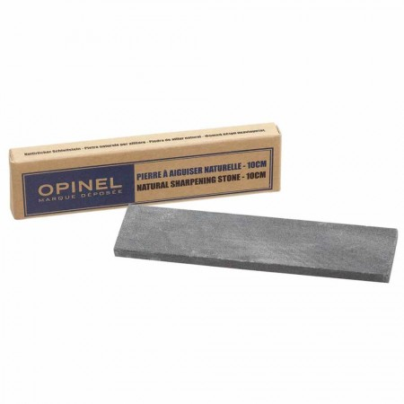 Opinel Natural Sharpening Stone in Box 10cm