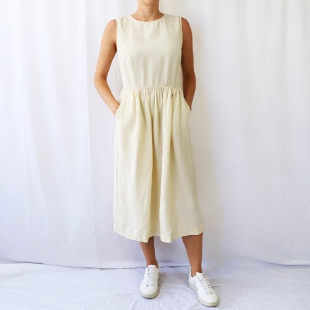 Komodo Primrose Dress - Warm Sand