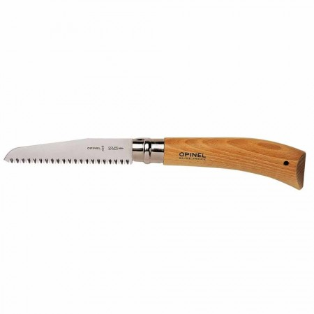 Opinel No.12 Carbon Steel Folding Saw Knife in Box