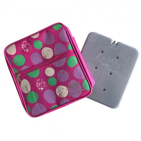 Fridge to Go Insulated Lunch Box Medium - Stones