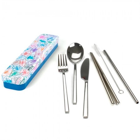 Carry Your Cutlery Kit - Travel