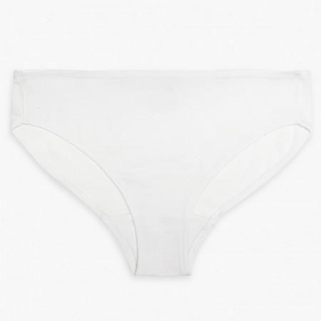 NICO Tencel Hipster Brief - White