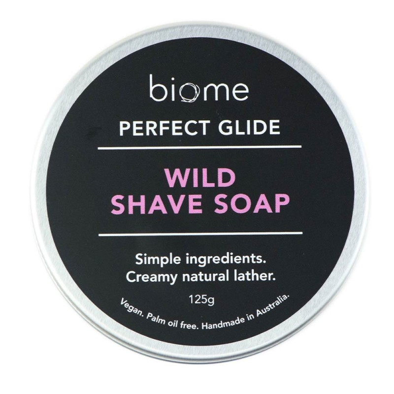 Biome Divine Man Shave Soap in Tin 120g
