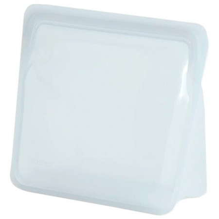Stasher Stand Up Silicone Storage Bag Mega 3.07L - Clear