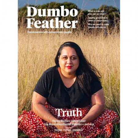 Dumbo Feather Magazine Issue 66