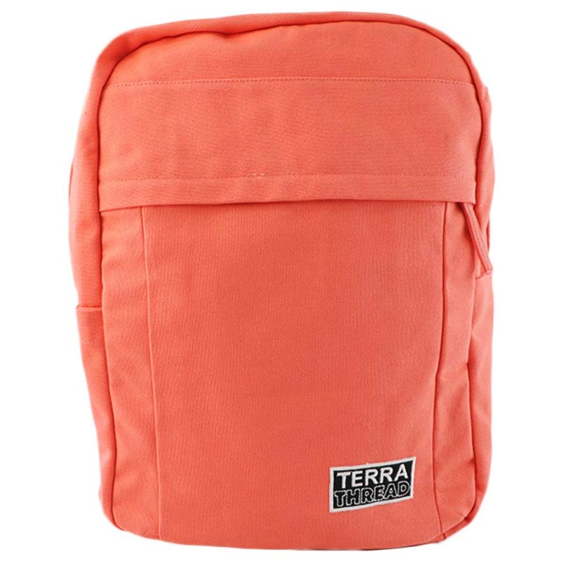 Terra Thread Earth Backpack - Coral Pink