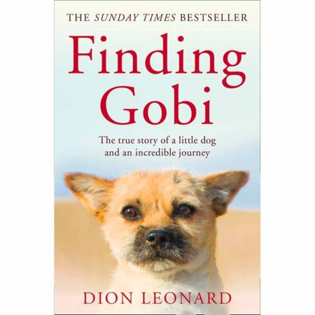 Finding Gobi - The story of a little dog and an incredible journey