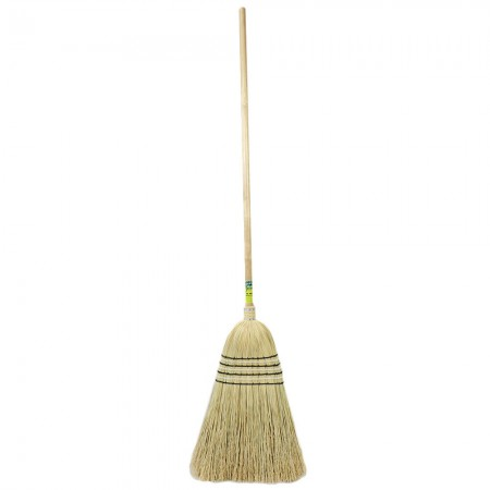 Tumut Broom Factory 7-Tie Woolshed Outdoor Broom (Brisbane Click + Collect Only)