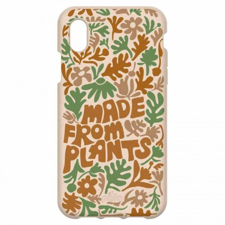 Pela Eco-Friendly Phone Case iPhone XR - Seashell Made From Plants