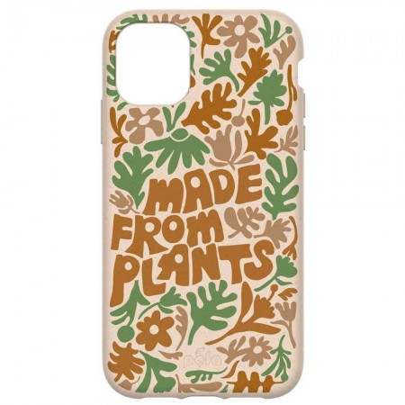 Pela Eco-Friendly Phone Case iPhone 11 - Seashell Made From Plants