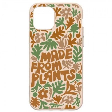 Pela Eco-Friendly Phone Case iPhone 12/12 Pro - Seashell Made From Plants