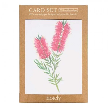 Notely Card Set 10pk - Natives