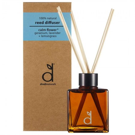 Dindi Naturals Reed Diffuser 140ml - Calm Flower
