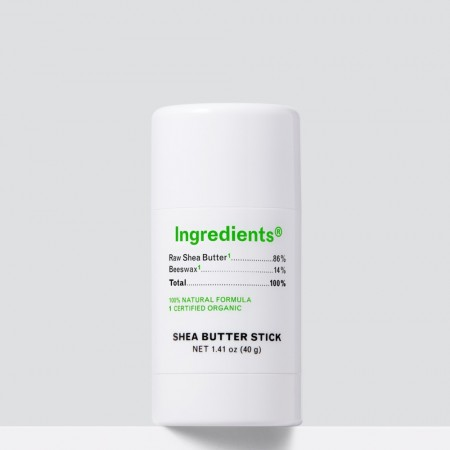 Ingredients Shea Butter Stick 40g