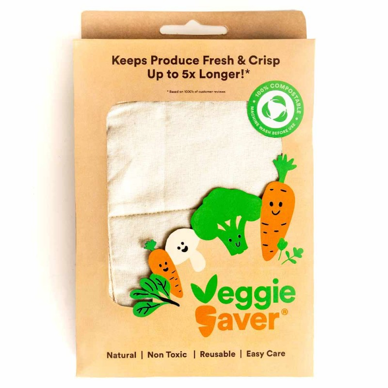 Veggie Saver Produce Bag by The Swag