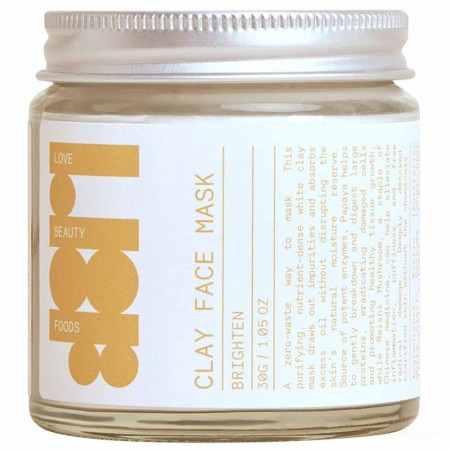 Love Beauty Foods Clay Face Mask 30g - Brighten