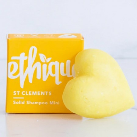 ETHIQUE Mini 15g Solid Shampoo Oily Hair - St Clements