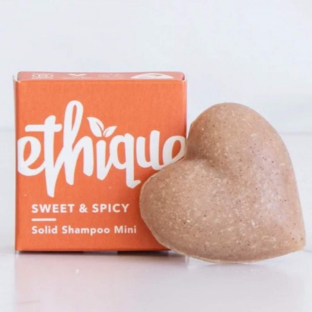 ETHIQUE Mini 15g Solid Shampoo to Add Oomph - Sweet & Spicy
