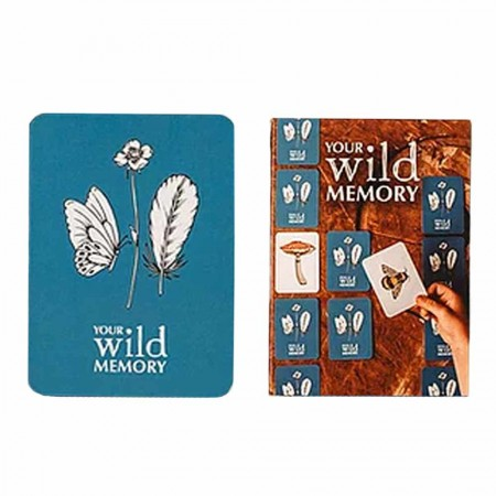 Your Wild Memory Card Game