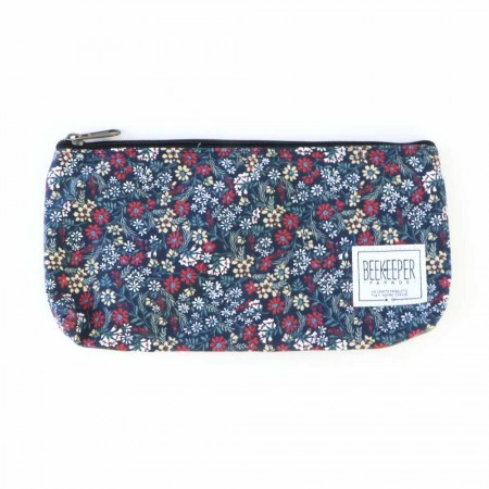 Beekeeper Parade Pencil Case - Misty Floral