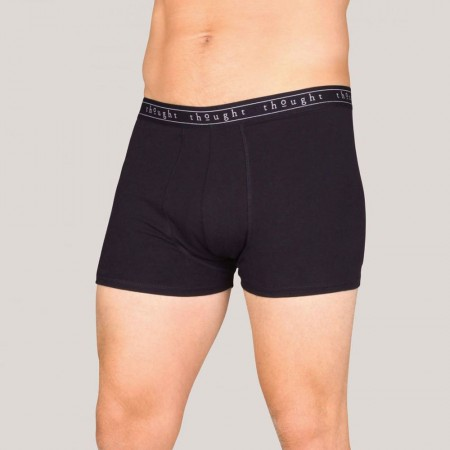 Thought Mens Boxer Brief - Black