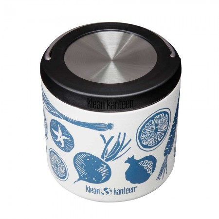 Klean Kanteen TKCanister with Insulated Lid 16oz 473ml - Food
